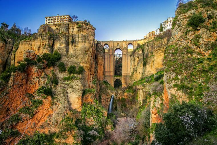 Vacation rentals in Ronda