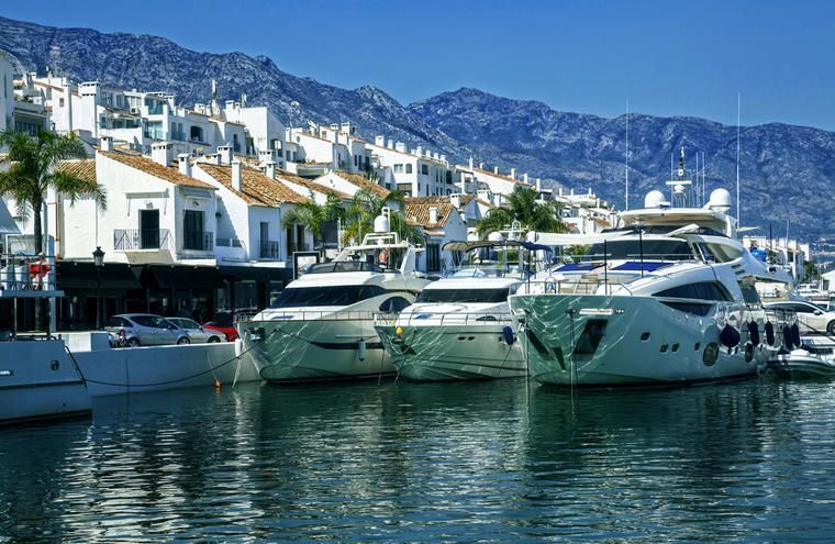 Experience Marbella from a vacation rental in spain