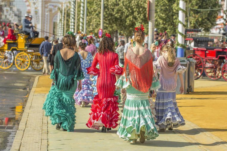 Spanish carnival holiday