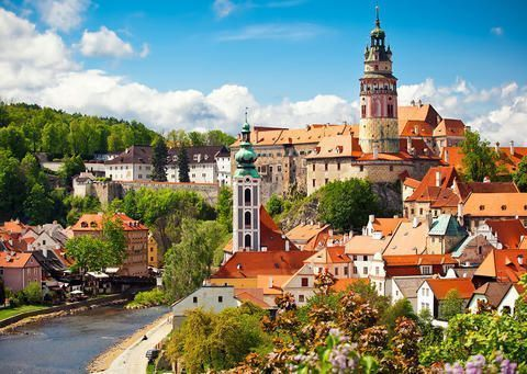 Holiday lettings Czech Republc