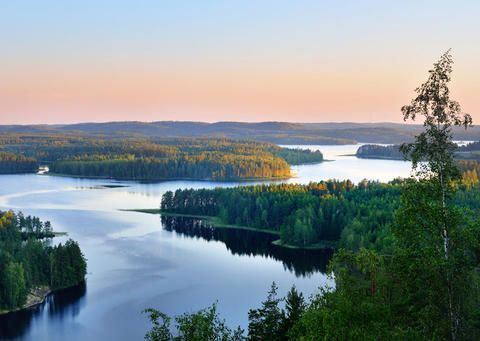 Holiday accommodation in Finland