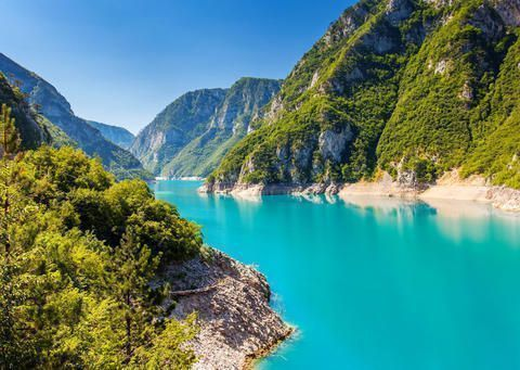Montenegro holiday lettings