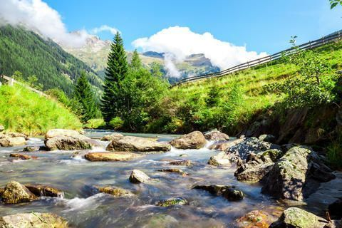 Self-catering accommodation in Austria