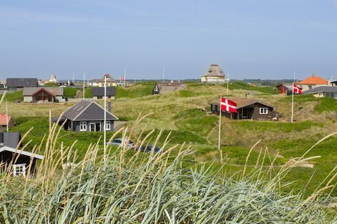 Holiday rentals in Denmark