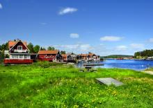 Holiday cottages in Sweden